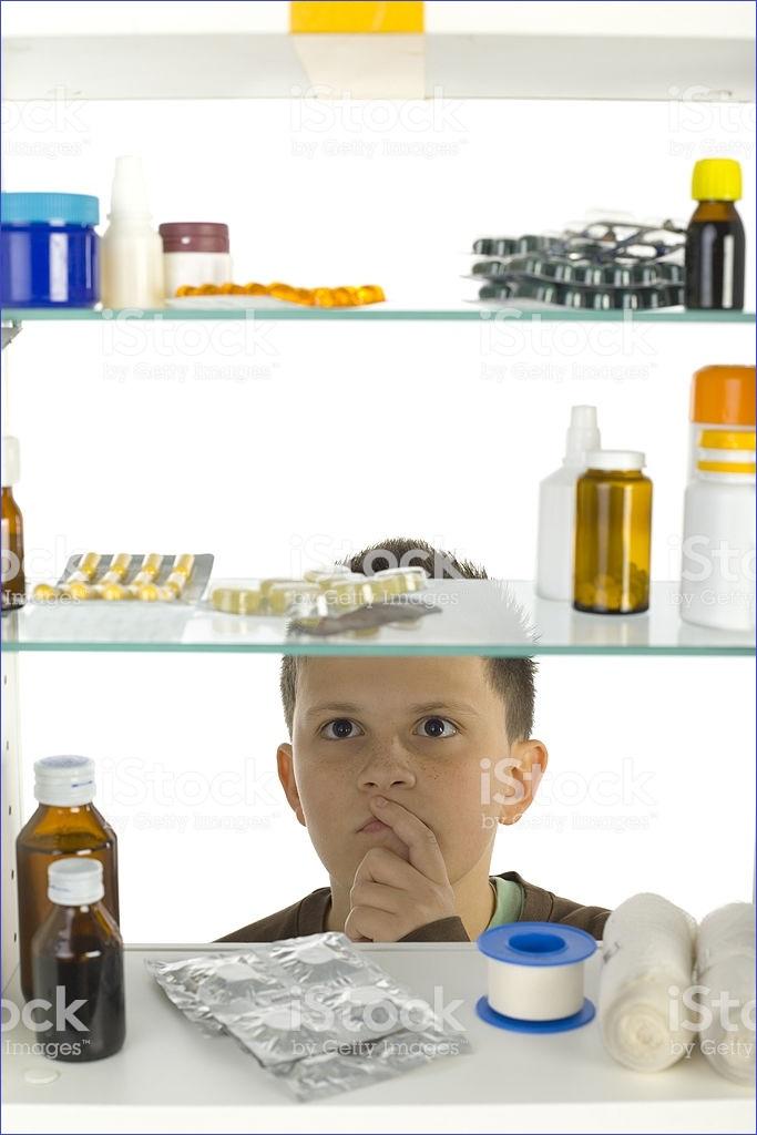 Opioid poisoning in children